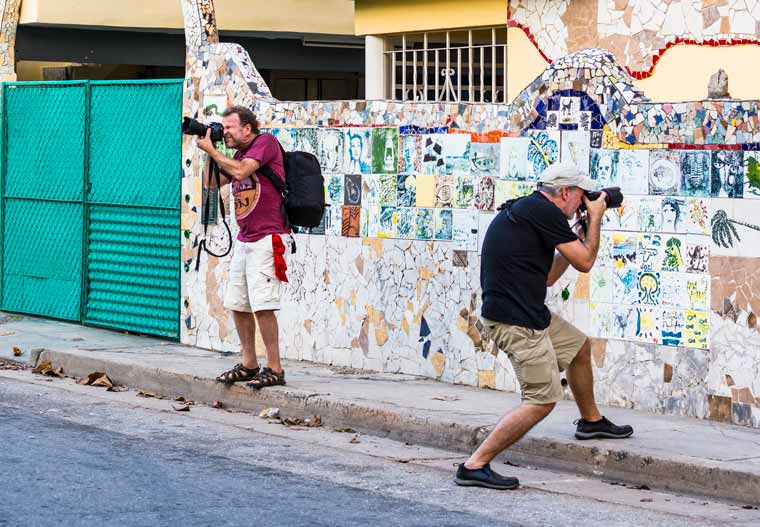 Dave and Rob Photo Tour in Cuba